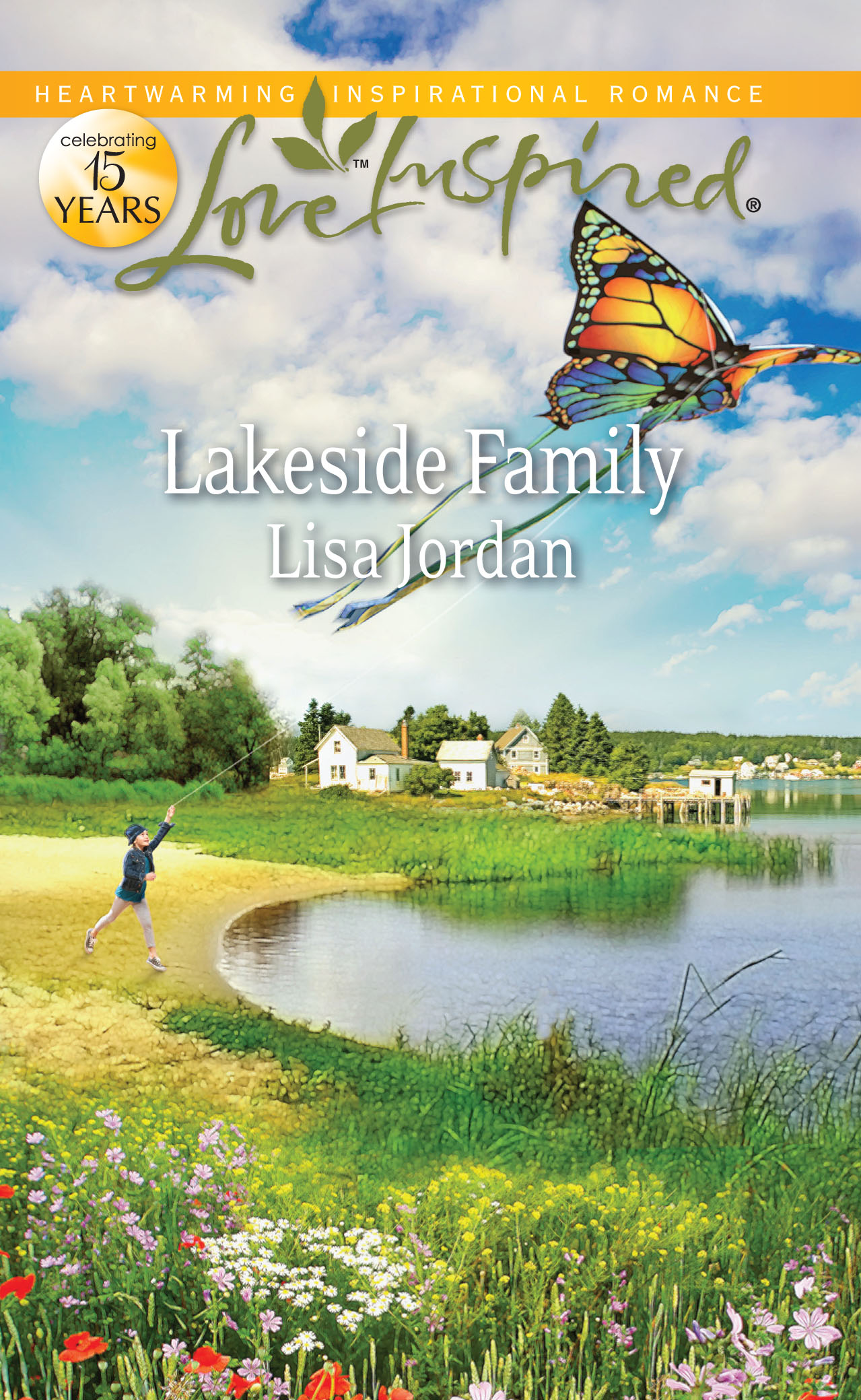 Lakeside Family Book Release Celebration!