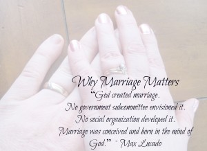 Why Marriage Matters graphic
