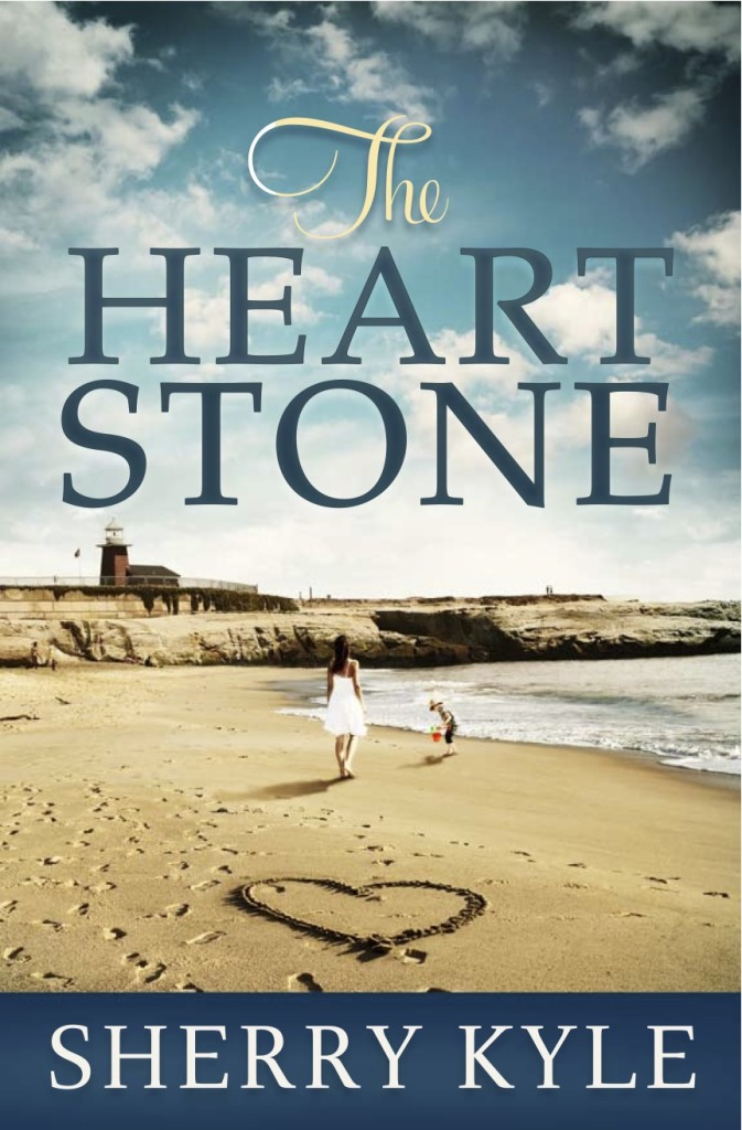 Sherry Kyle The Heart Stone book cover