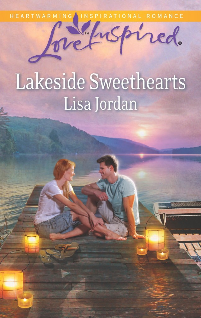 Lakeside Sweethearts Book Cover
