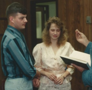 Wedding photo copy