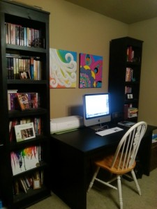 Writing Space 1