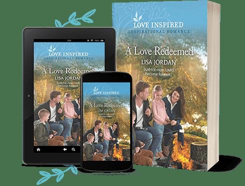 A Love Redeemed by author Lisa Jordan