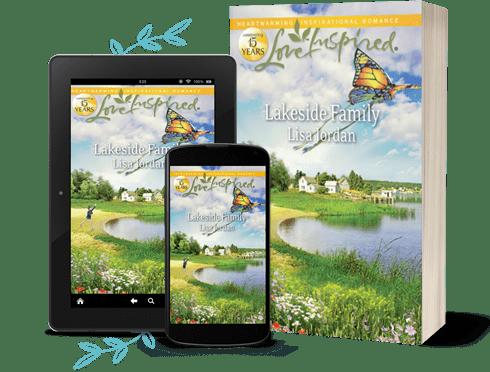 Lakeside Family by author Lisa Jordan