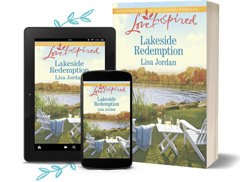 Lakeside Redemption by author Lisa Jordan