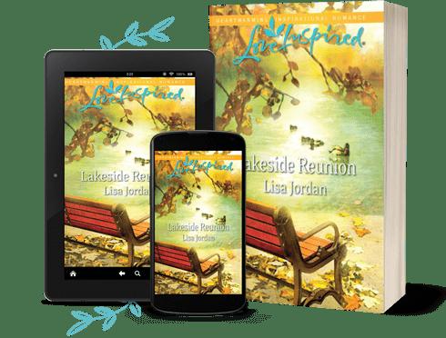 Lakeside Reunion by author Lisa Jordan