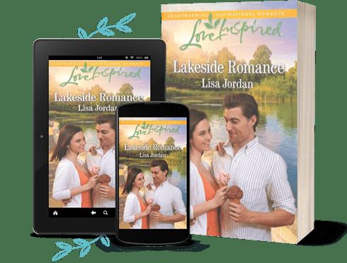 Lakeside Romance by author Lisa Jordan