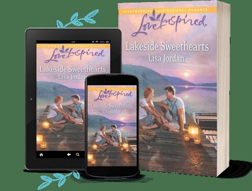 Lakeside Sweethearts by author Lisa Jordan