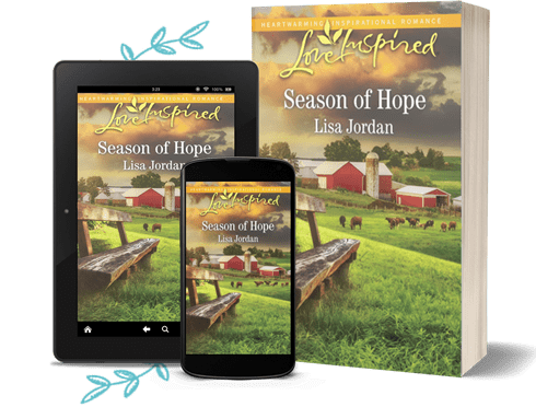 Season of Hope by author Lisa Jordan
